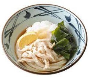 【サイズ別】丸亀製麺『蒸し鶏ぶっかけうどん』の【カロリー】&【栄養成分】&【食塩相当量】